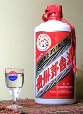 Toasting in China