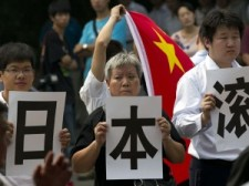 anti-Japanese sentiments in China