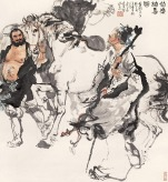 Chinese idioms, 对牛弹琴, to play the lute to a cow