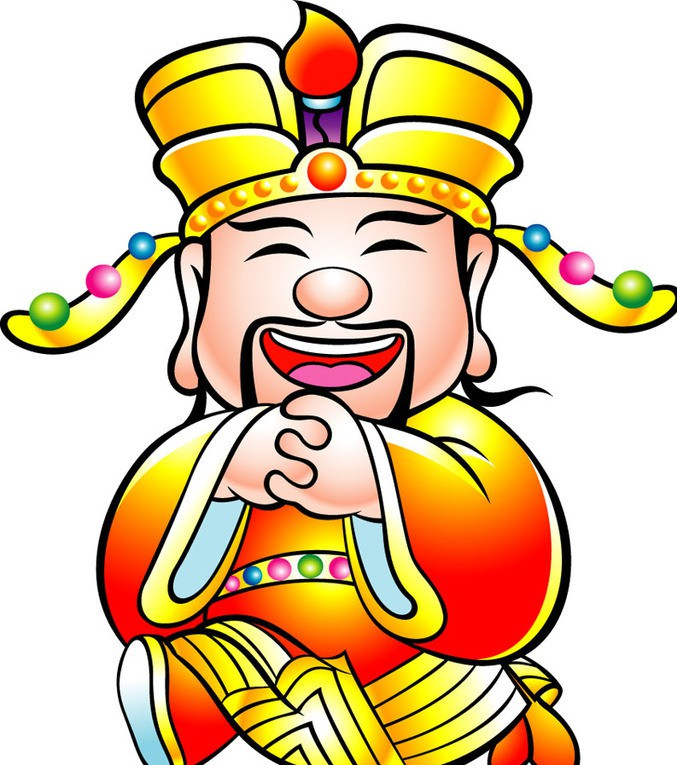 use chinese idioms to wish someone good fortune